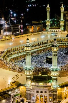Mekkah The Holy Land