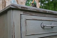 Midwest Cottage & Finds: American Paint Company's Chalk/Clay/Mineral Based Paint and Wax Projects...