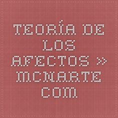Teoría de los afectos. » MCNArte.com Accounting, App, Baroque, Apps