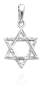 Jewish Religious Jewelry