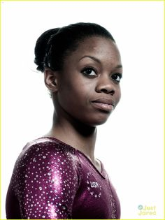 Yes Gabby Douglas!