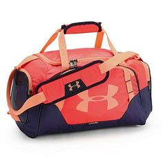 703ee4cb9bab Rebel Sport - Under Armour Undeniable Duffle 3.0 Purple Peach Extra Small