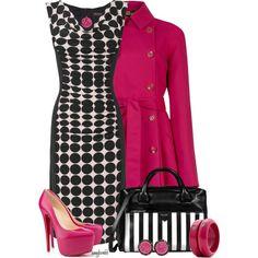 """Farb-und Stilberatung mit www.farben-reich.com - """"Phase 8 Dress 2"""" by amybwebb on Polyvore"""