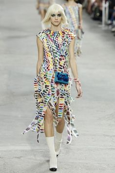 Chanel Ready To Wear Spring Summer 2014 Paris