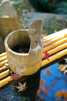 Japanese hand pail
