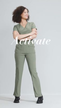 Badges, Scrubs, Nursing, Yoga, Pocket, Suits, Clothes, Collection, Fashion