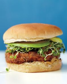 """See the """"Veggie Burgers"""" in our Vegetarian Recipes gallery"""