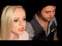 Ellie Goulding - I Need Your Love - Official Acoustic Music Video - Madilyn Bailey & Jake Coco - #Music #only2us.com