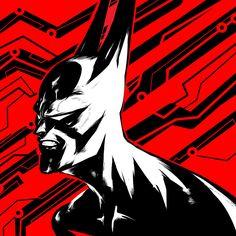 Batman Beyond byJohn Suarez