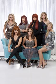 Reba McEntire 2011-04-04 ACM Girls' Night Out - Superstar Women of Country