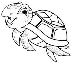 7 gambar 30 sea turtles coloring pages