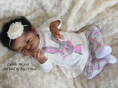 AA / Ethnic Reborn Baby Girl for sale - Esme by Laura Lee Eagles Reborn Babies Black, Reborn Baby Girl, Reborn Dolls For Sale, Baby Dolls For Sale, Ooak Dolls, Art Dolls, African American Baby Dolls, Realistic Baby Dolls, Toddler Dolls