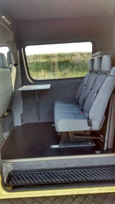 VW CRAFTER,6 SEATER,4 BERTH,CAMPER/DAY/MOUNTAIN BIKE/SURF VAN,BAND BUS,SPRINTER