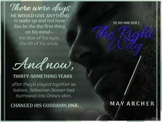 The Right Way - The Way Home Book 3 - May Archer Book Teaser
