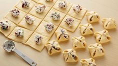 """These one-bite cranberry and jalapeño-cream cheese crescent appetizers are easy to make and sure to be a """"wow"""" with your guests."""