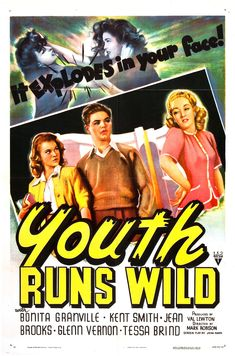Youth Runs Wild!!