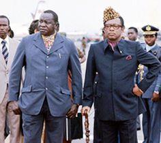 uganda 1977 -