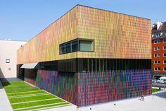 Brandhorst Museum / Sauerbruch Hutton