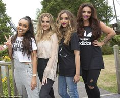Find images and videos about little mix, perrie edwards and jesy nelson on We Heart It - the app to get lost in what you love. Little Mix Outfits, Little Mix Girls, Little Mix Style, Jesy Nelson, Perrie Edwards, My Girl, Cool Girl, Litte Mix, Mixed Girls