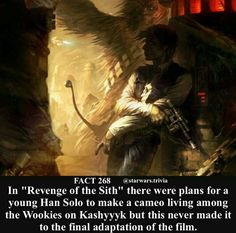 Perhaps that will be the Han Solo film // Star Wars Facts