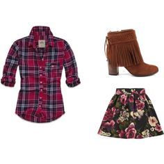 xadrez by dany222 on Polyvore featuring moda and Girls On Film