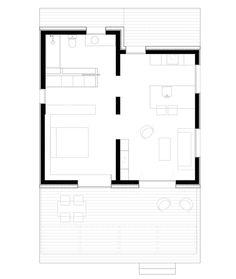 dom arquitectura-casa de invitados en la montaña-2 amb