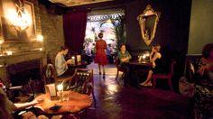 Powder Keg Diplomacy - Battersea - Kitsch decor, Long beer and cocktail list, restaurant/bar, quirky - looks like fun!