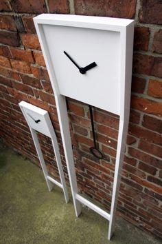 Modern grandfather clock