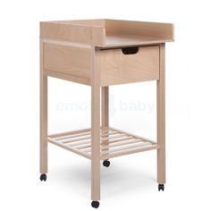 Table à langer Moderne avec tiroir: disponible en plusieurs couleurs! | Emob