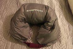 exofficio storm logic jacket -- folds into a travel pillow!