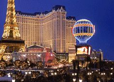 We attend conferences in awesome spots like LAS VEGAS!!!! (in addition to New Orleans, LA, Chicago, Atlanta, etc.)