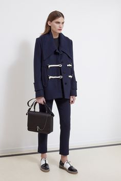 Carven Pre-Fall 2014 Fashion Show