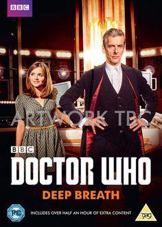 Doctor Who Series 8 Episode1 Deep Breath DVD