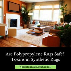 Are Polypropylene Rugs Safe? – Toxins in Synthetic Rugs