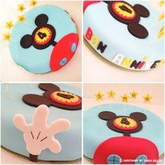 Mickey Mouse Club House Simon