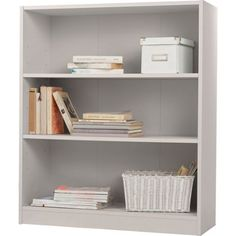 Maine Range Small Extra Deep Bookcase Putty 22 99