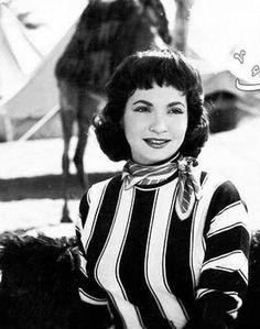 Egyptian Actress,Singer & fashion icon Shadia