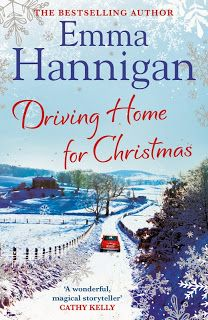 Dizzy C's Little Book Blog: Review: Driving Home for Christmas by Emma Hannigan