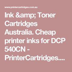 Ink & Toner Cartridges Australia. Cheap printer inks for DCP 540CN  - PrinterCartridges.com.au
