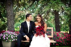 Stunning photo of the couple and the bouquet! http://www.bellagala.com/wedding-photography/index.html