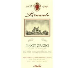 Tomaiolo Pinot Grigio 2013 Light straw yellow Crispy, fresh and fruity bouquet Very elegant, soft and delicate with hints of hazelnuts to the finish. #asapvino #italianwine