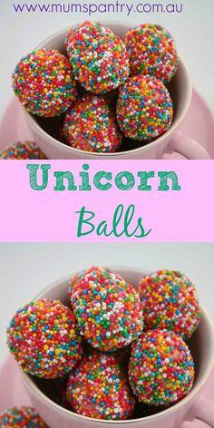 Unicorn+Rainbow+Balls+-+Mum's+Pantry