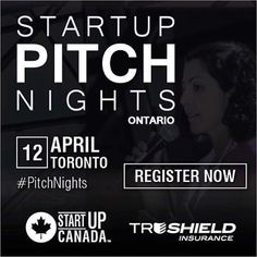 Connect with local #entrepreneurs at Startup #PitchNights Toronto edition! Networking pitches & more with Startup Canada and TruShield Insurance - reserve your seat today! http://ift.tt/2n3276t    @startuptor   Find more details about this event as well as other local startup events on our website.   http://ift.tt/1KIppso (link in bio)  #startuphereTO #Toronto #startupnews #entrepreneur #startuplife #TOWRcorridor #innovation #business #TorontoLife #inspiration #CanadaTech #TechTO #YYZ…