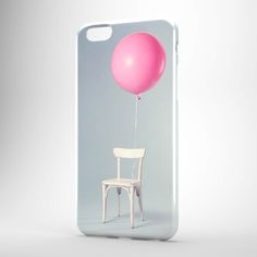 """Phone Case - iPhone, Samsung galaxy, Sony Xperia, HTC, LG, & Nokia Lumia - """"Chair balloon"""" by BeforethePresent on Etsy"""