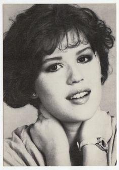 Postcards - Celebrities # 358 - Mollie Ringwald