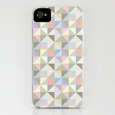 Shapes 003  by INDUR  IPHONE CASE / IPHONE (4S, 4)  $35.00