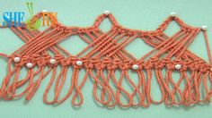 Way to Develop Hairpin Crochet Strip Tutorial 30 How to Crochet Hairpin Braid. This hairpin crochet tutorial shows you a beautiful pattern worked with additional crochet around the strip. This nice texture is made of crossed Hairpin Lace Crochet, Hairpin Lace Patterns, Crochet Motif, Irish Crochet, Crochet Shawl, Knit Crochet, Broomstick Lace, Crochet Stitches Patterns, Crochet Designs