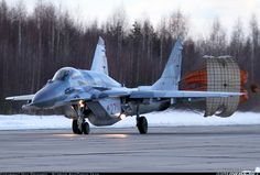 Mikoyan-Gurevich MiG-29SMT (9-19) aircraft picture