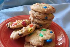 Soft And Chewy MAndm Cookies Recipe - Food.com.  Don't have time?  Contact us for cookies delivered where you need them to go.