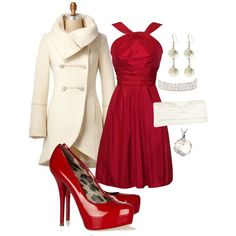 Christmas Party - Polyvore